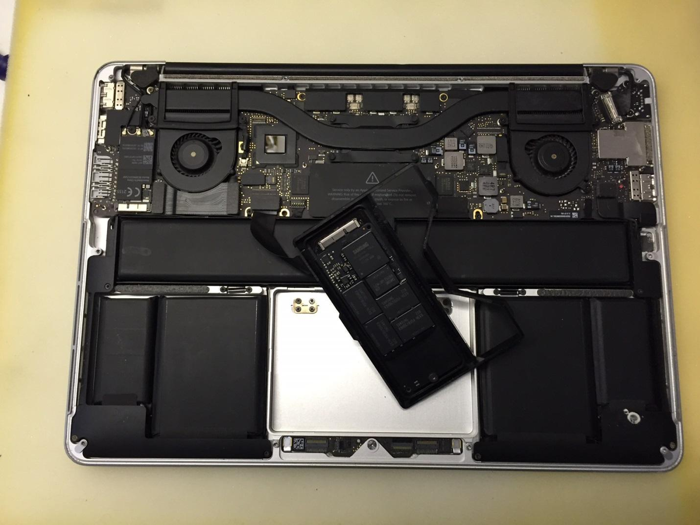 Jetdrive Upgrade SSD Macbook